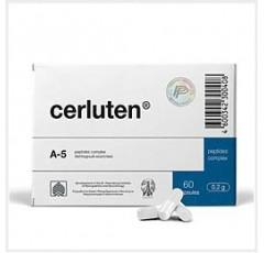 ЦЕРЛУТЕН - пептид головного мозга (60 капсул)