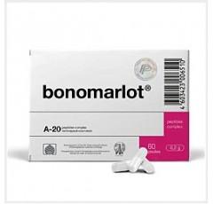БОНОМАРЛОТ - пептиды костного мозга (60 капсул)