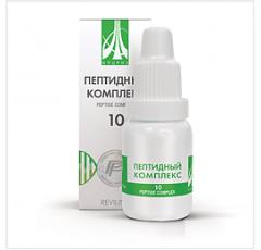 Пептидный комплекс  10 (для женской половой системы)