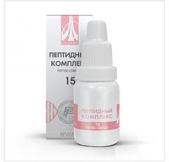 Пептидный комплекс 15 (для почек и мочевого пузыря) (ПК-15)