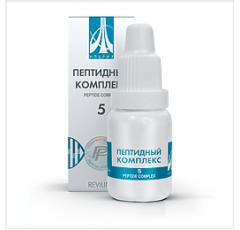 Пептидный комплекс 5 (для костной ткани)