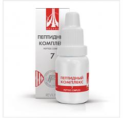 Пептидный комплекс  7 (для поджелудочной железы) (ПК-07)